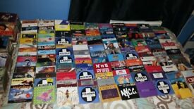 Various selection of old skool CDs,some of them are unreal banger that hevent been used at all!!!