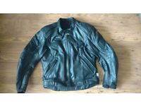 2 piece leather motorcycle suit