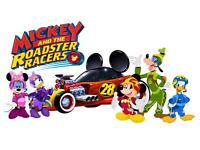 Mickeys special cinema screening tickets 2 Adults & 4 Children