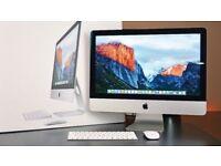 Latest Slim Apple iMac 21.5' 2.7Ghz Quad Core i5 8Gb Ram 1TB Logic Pro X Ableton Native Instruments