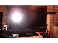 tv 36 inch. hyundai vvuon 36 inch tv + remote control tv