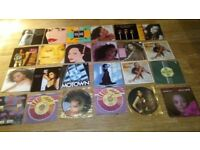 30 x 7 inch singles - diana ross vinyl collection - promo's / picture disc / motown
