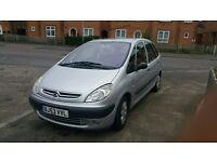 CITRON XESSERA 1.8 PETROL 9 MONTHS MOT only £425 px to clear
