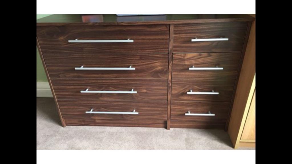 tesco walnut bedroom furniture - Tesco Bedroom Furniture