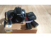 Nikon D800 DSLR Camera Working but has Fault