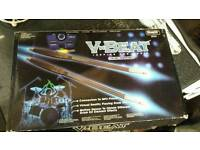 v beat air drum
