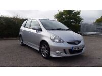 HONDA JAZZ 1.3 SE SPORT AUTOMATIC 54PLATE 2004 2P/OWNER 99989 MILES FULL SERVICE HISTORY AIRCON ALOY