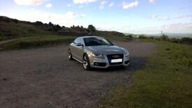 Audi, A5, 2010, Manual, 3.0tdi, 2 door quattro sline