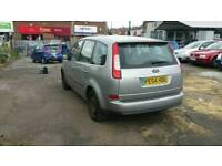 2004 FORD FICUS C-MAX 1.6 DIESEL , , GOOD RUNNER , , CHEAP CAR