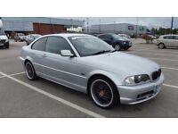 BMW E46 318ci coupe FOR SALE