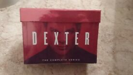 Dexter: Complete Seasons 1-8 (Full Box Set)