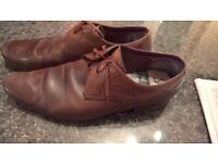 TED BAKER in leather, amathing conditions only 15£!!!!! Size 10