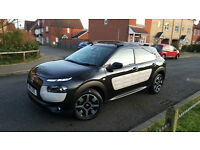 2015 CITROEN C4 CACTUS FLAIR PURETECH BLACK
