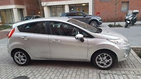 Ford Fiesta 1.4 Zetec 5dr, bluetooth, AC, 2 owners, Electric windows, MOT to Nov 17, Great condition