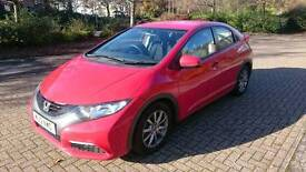 Honda civic 2.2d full service history, MOT no advisories
