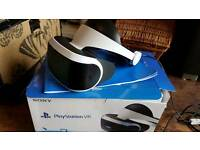 Ps4 VR Bundle.. camera.. 2 move controllers