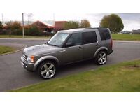 LAND ROVER DISCOVERY 2.7 3 TDV6 XS,2009,7 Seater,Alloys,Sat Nav,Leather,Park Sensor,Cruise,A/CON