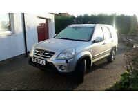 Reliable, looked-after Honda CRV for sale