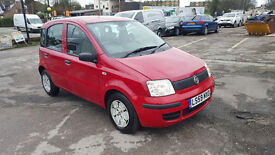 2009 FIAT PANDA 1.1 PETROL£30TAX ONLY 10K MILEAGE TOP CONDITION 12 M MOT 3 M NATIOWIDE WARRANTY
