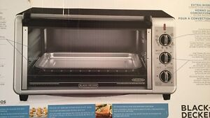 Black And Decker Countertop Oven Not Working : Black and decker brand new toaster oven