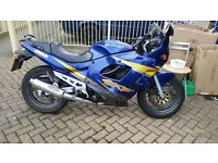 Suzuki gsx 600 fv