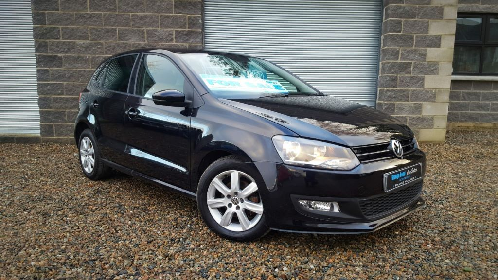 2012 volkswagen polo match tdi finance available 129pm in cookstown county tyrone gumtree. Black Bedroom Furniture Sets. Home Design Ideas