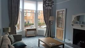Large 1 bedroom flat in Shawlands