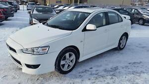 2014 Mitsubishi Lancer Limited Cuir-Toit