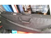 ELECTRIC GUITAR CASE HARD FOAM