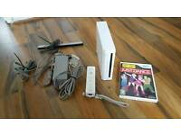 Nintendo wii console with accessories working order