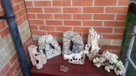 caves ornaments and others
