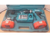 Makita drill nearly new