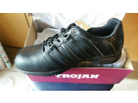 Safety shoes Tarojan K04 Safety Black Trainers SIZE 9