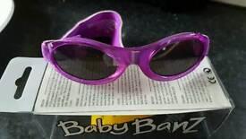 Baby banz sunglasses 0-2 years