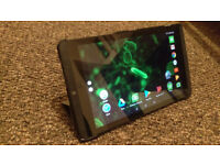 Immaculate Nvidia Shield K1 tablet with original Nvidia Accessories
