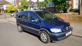 Vauxhall Zafira, cheap family car