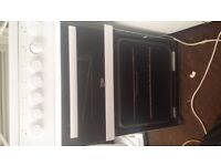 Electric cooker ceramic hob. £35.00