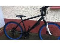 hydraulic mountain bike