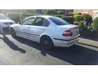 *BMW 320D 2003 4 DOOR SALOON 2.0 PETROL DIESEL £800 OR SWAPS*