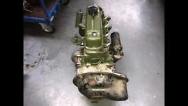 Classic mini 998 engine and Auto Gearbox