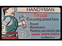 PROFESSIONAL RELIABLE AND EXPERIENCED HANDYMAN
