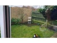 Hertfordshire to north london .2 bed House with garden.