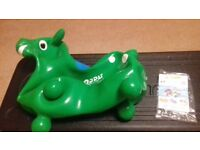 """""""Rody"""" hop along ride on toy"""