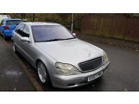 Mercedes Benz W220 S430 V8 Automatic