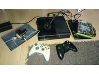 Xbox 360 250gb +accessories