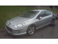 Spares or Repairs - Peugeot 407 Se 2.0HDi, 05 reg. Complete car but non runner.