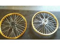 Honda Crf 450 Motocross wheel /s