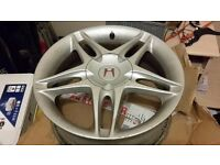 Honda Accord Type r alloys