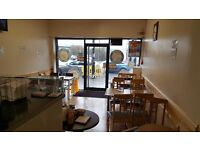 Takeaway / cafe for sale Clayton.