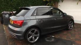 Audi A1 2.0TDI Black edition